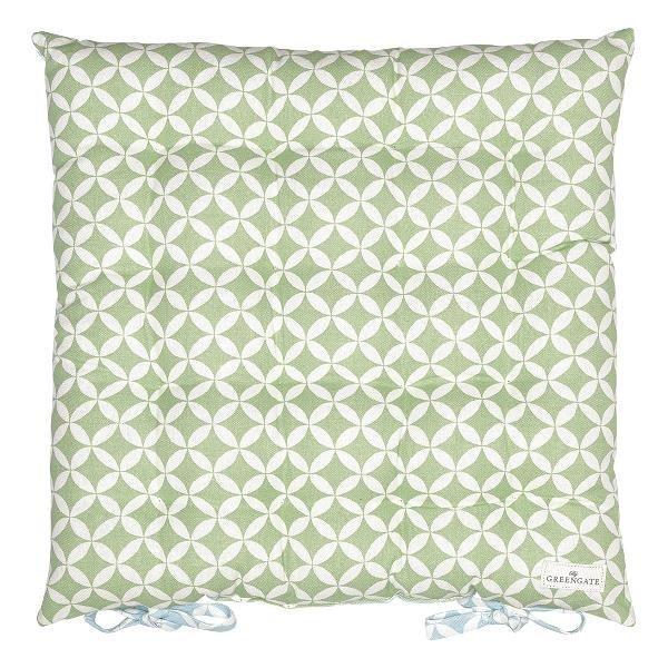 greengate kissen sitz kissen mai green. Black Bedroom Furniture Sets. Home Design Ideas