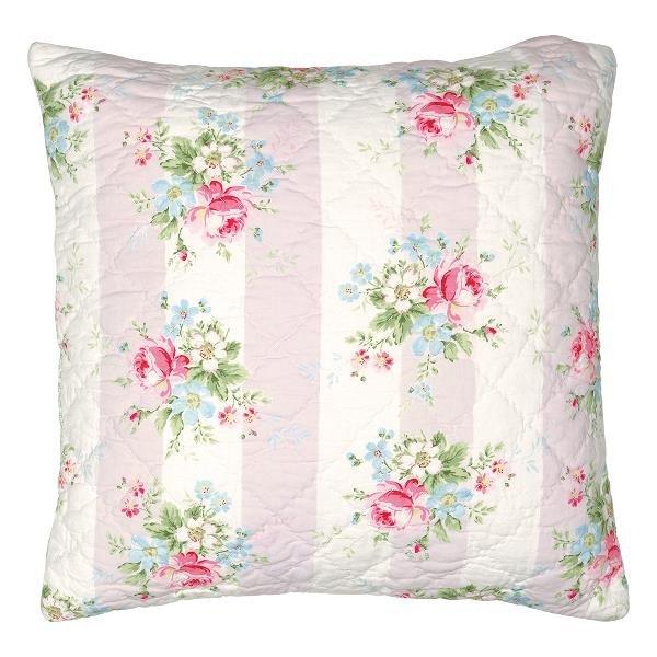 greengate quilt kissenh lle marie pale pink. Black Bedroom Furniture Sets. Home Design Ideas