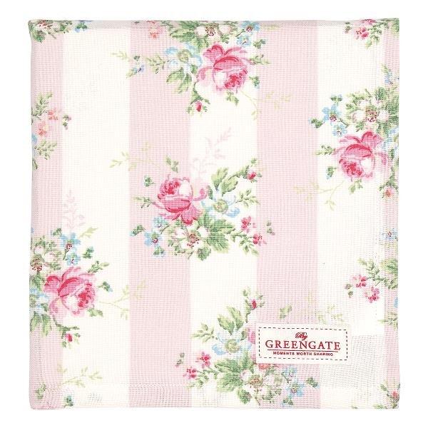 greengate tischdecke marie pale pink. Black Bedroom Furniture Sets. Home Design Ideas