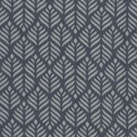 Au Maison Stoff Trigo Dusty Blue / Midnight Blue