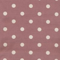 Au Maison Wachstuch Dots Big Canyon Rose