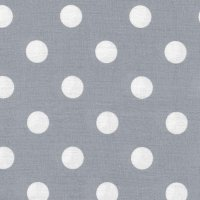 Au Maison Wachstuch Dots Giant Dusty Blue