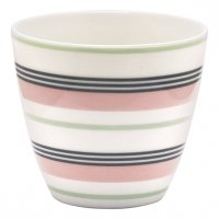 Greengate Latte Cup Leoma peach