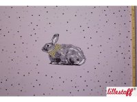 Lillestoff Jersey Stoff Lapin, Rapport