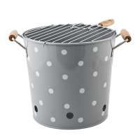 Bloomingville Outdoor-Grill grau