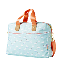 Rice Laptoptasche Schwan