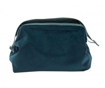 Au Maison Cosmetic bag gross Basic Teal Blue/Dusty