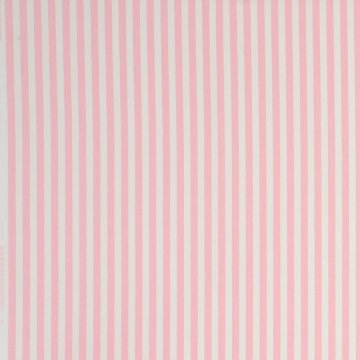 Clarke & Clarke Wachstuch Party Stripe pink