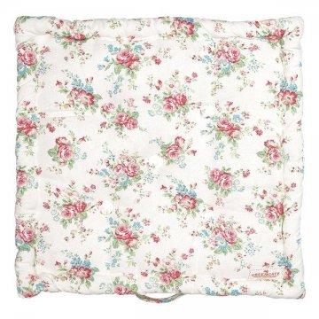 greengate kissen box cushion abelone white. Black Bedroom Furniture Sets. Home Design Ideas