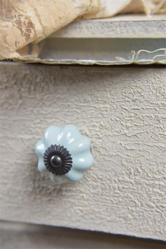 Jeanne dArc Living Knauf Blume Light mint