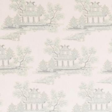 Tilda Stoff China Greygreen