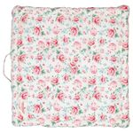 Greengate Kissen (Box-Cushion) Meryl white