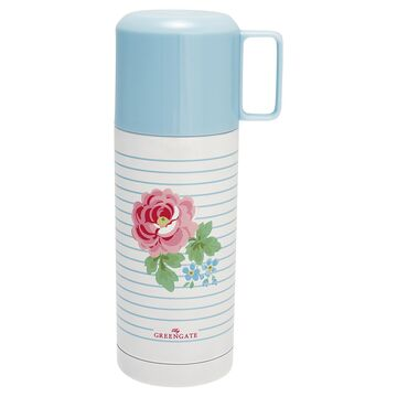 Greengate Thermosflasche Meryl white 350 ml