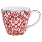 Greengate Tasse (Mug) Nancy red