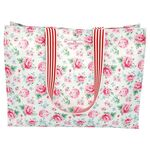 Greengate Shopper Meryl white beschichtet