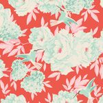 Tilda Fat Quarter Hummingbird Coral