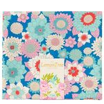 Tilda Fat Quarter Boogie Flower Blue