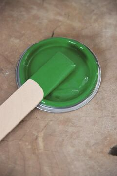 Jeanne d'Arc Living Paint Bright Green, 700 ml