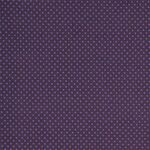 Au Maison Stoff Dots Plum/purple