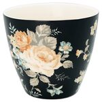 Greengate Latte Cup Josephine black