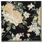 Greengate Papier-Servietten gross Josephine black