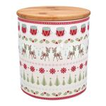 Greengate Vorratsdose Bambi white
