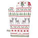 Greengate Grillhandschuh Bambi white