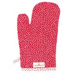 Greengate Grillhandschuh Dot red