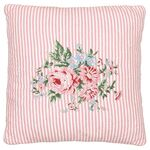 Greengate Quilt-Kissenhülle Marley pale pink w/embroidery...