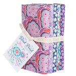 Tilda Fat Quarter Bundle Bird Pond Lilac/Lavender