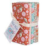 Tilda Fat Quarter Bundle Bird Pond Ginger/Sand