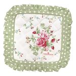 Greengate Topflappen Mary white, 2er Set