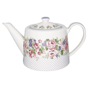 Greengate Teekrug Rose white