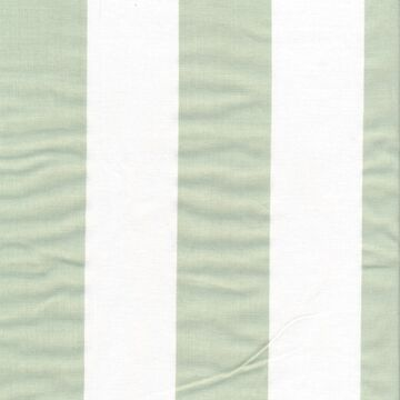 Au Maison Stoff Stripe Giant Dusty Mint