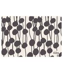 Lola Tischset Cotton field black