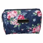 Greengate Kosmetiktasche klein Rose dark blue