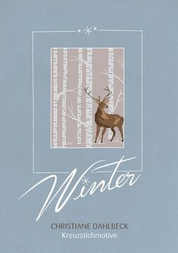 Christiane Dahlbeck Buch Kreuzstichmotive Winter