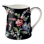 Greengate Krug Isobel black 0.5L