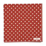 Greengate Papier-Servietten gross Spot red