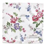 Greengate Stoffserviette Isobel white