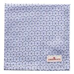 Greengate Stoffserviette Juno dusty blue