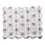 Greengate Platzset Fiona pale blue, quilted
