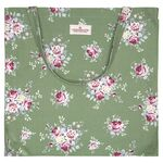 Greengate Shopper Aurelia green
