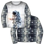 Stenzo Jersey Stoff Astronaut, Rapport