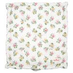 Greengate Kissen (Box-Cushion) Mira white