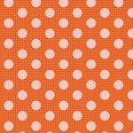 Tilda Stoff Medium Dots Ginger