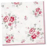 Greengate Papier-Servietten gross Elouise white