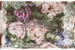 Jeanne dArc Living Decoupage Tissue Paper Dark Lace...