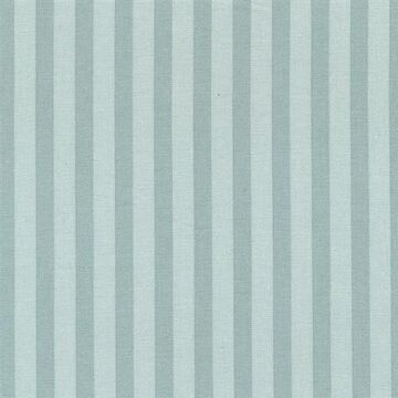 Au Maison Stoff Stripe Big Ice Green / Türkis