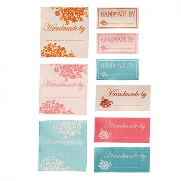 Tilda Quilt Labels Spring Diaries